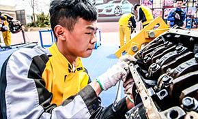 发动机拆装PK赛