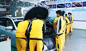 实训实战——高端车检测与维修