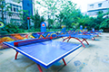 乒乓球运动区