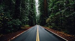 各种道路的行驶技巧
