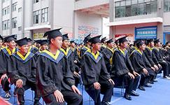 云南万通2020年第一批毕业生毕业典礼 青春绽放 梦想启航