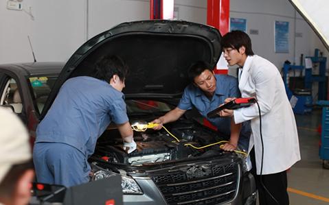 汽车检测与运营工程师专业是万通汽修学校四大王牌专业之一,本